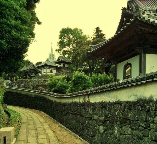 寺院と教会