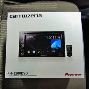 carrozzeria FH-6200DVD