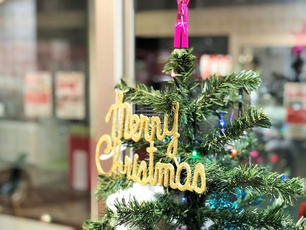 【クリスマス】ツリー点灯式サムネイル