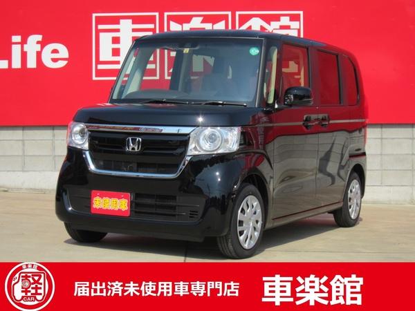 ホンダ N-BOX G L Honda SENSING 届出済未使用車のサムネイル