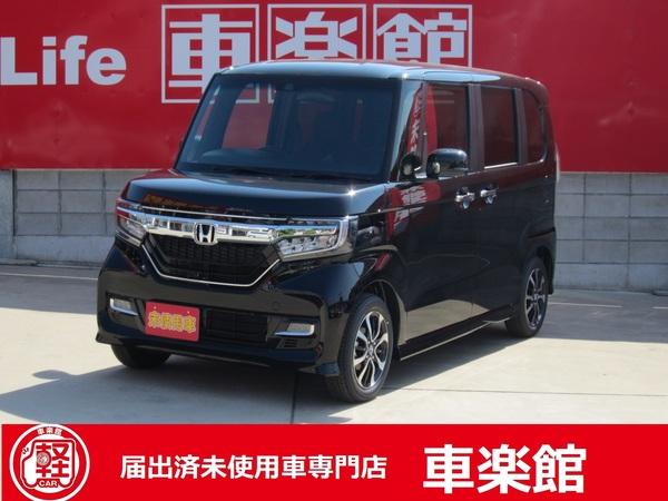 ホンダ N-BOXカスタム G L Honda SENSING 届出済未使用車のサムネイル