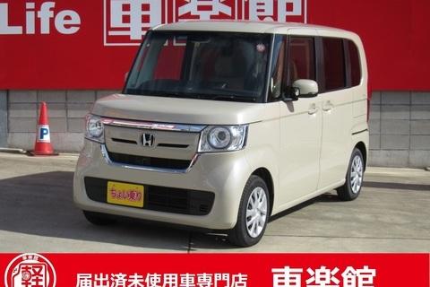 2302 ホンダ N-BOX G・EX HondaSENSING